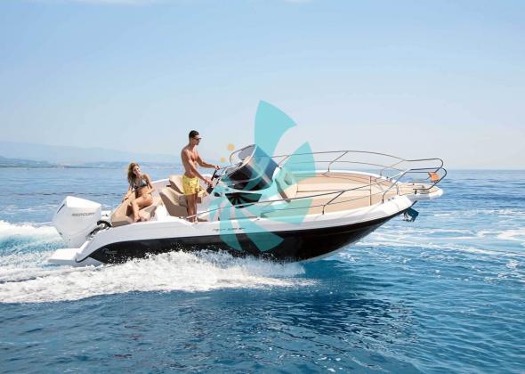RANIERI Next 220 SH Sundeck Boat