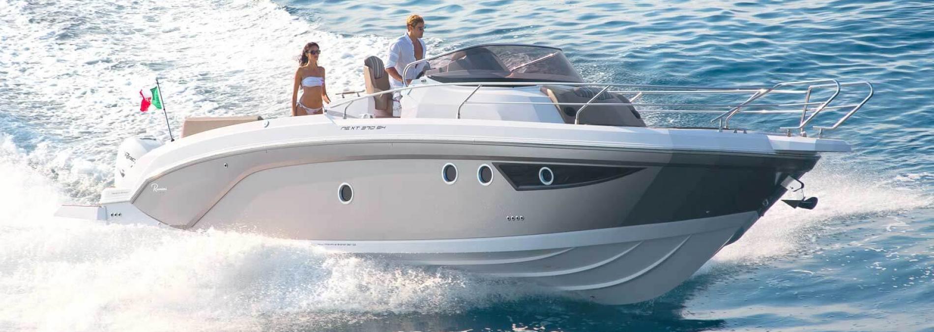 Ranieri boats rigid hull