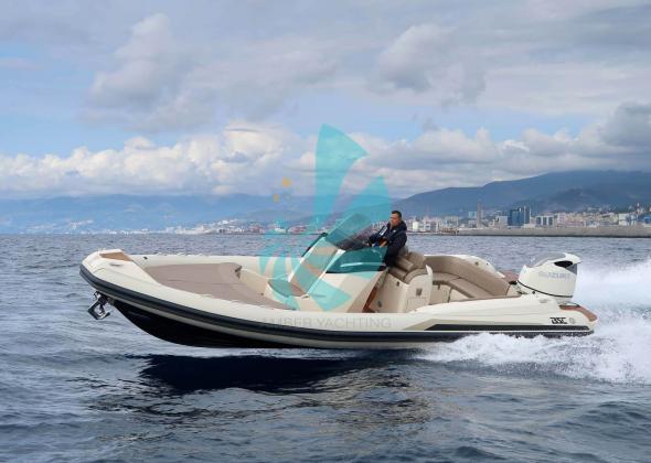 BSC B-1 Luxury Italian RIB
