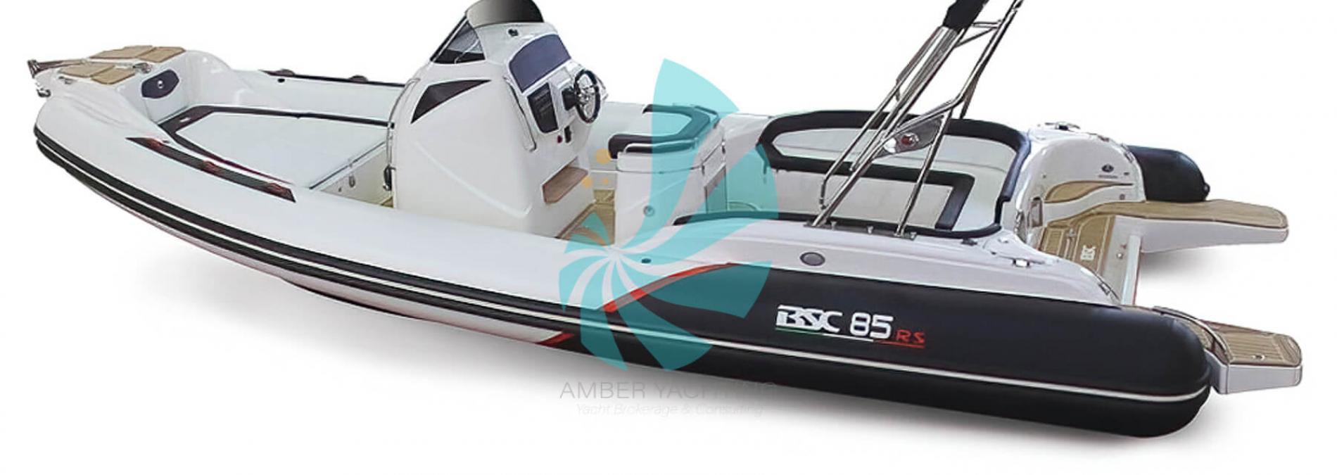 Semi-Rigide BSC 85 Sport