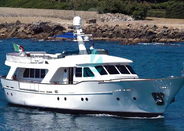 BENETTI 79 SD Yacht Classique a vendre