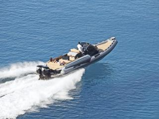 Semi-Rigide RANIERI Cayman 38.0 Executive