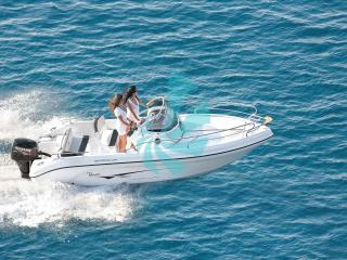 RANIERI Shadow 19 bateau Sundeck