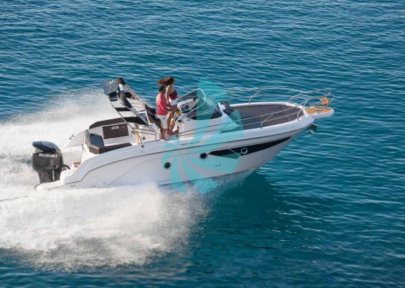 RANIERI Next 290 SH Sundeck Boat