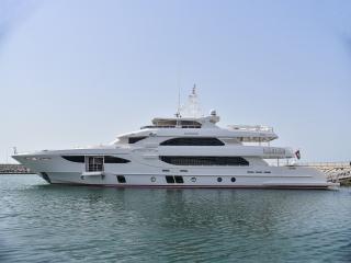 Yacht GULF CRAFT Majesty 135