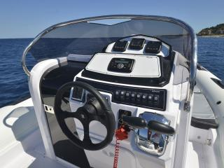 Semi-Rigide RANIERI Cayman 28 Sport Touring