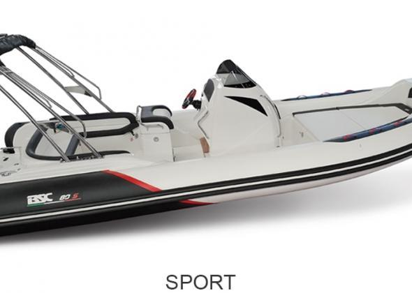 Semi-Rigide BSC 100 GT Sport