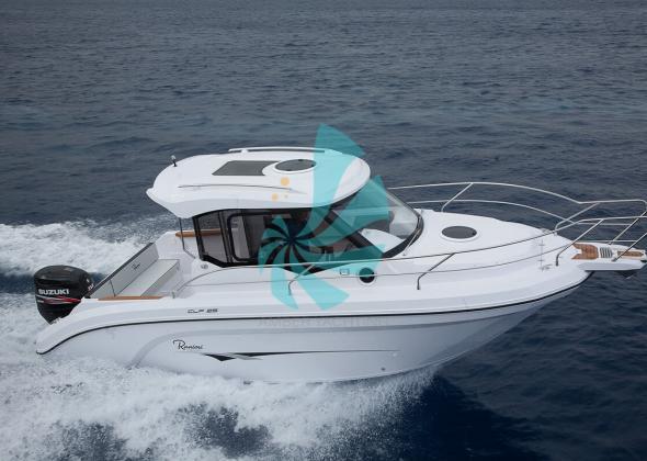 RANIERI CLF 25 Sport Fishing Boat