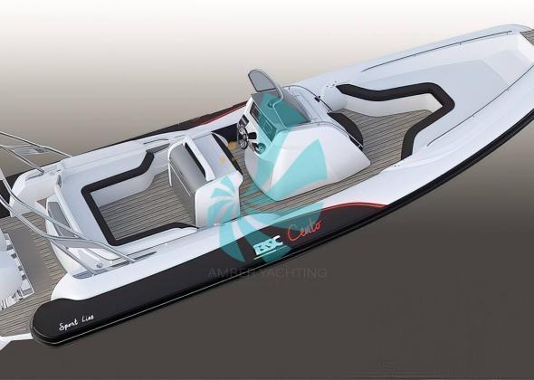 BSC 100 GT Sport Premium Luxury RIB