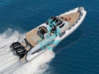 RANIERI Cayman 28 Executive Luxury Cabin RIB