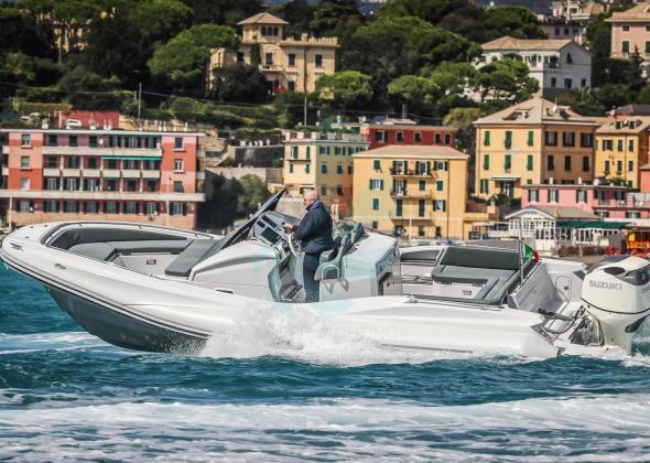 ZAR 85 Sport Luxury Rib Boat for sale