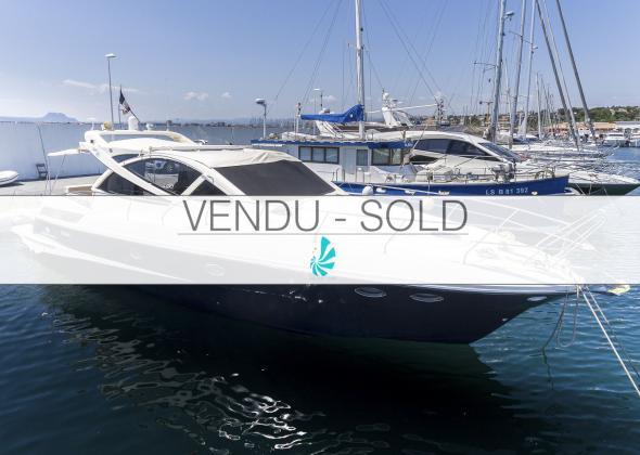 Yacht Alena 46 Hard Top INNOVAZIONI E PROGETTI