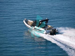RANIERI Cayman 35.0 Executive Semi-Rigide avec Cabine