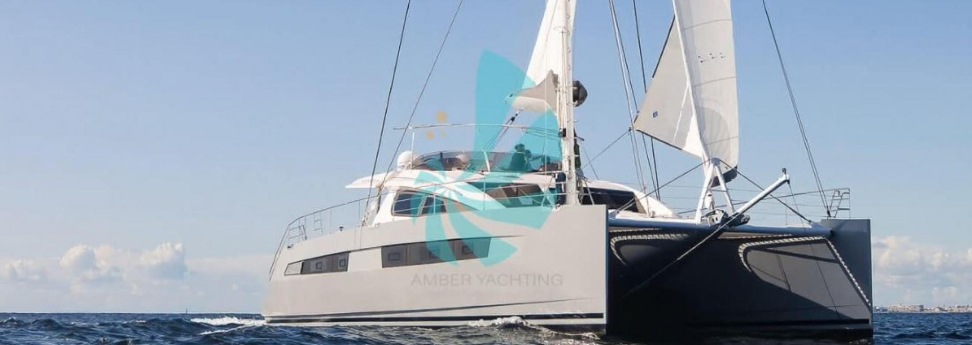 Trawler Adagio 58 and Privilège Série 6 : Your transatlantic cruise onboard a Luxury preowned unit
