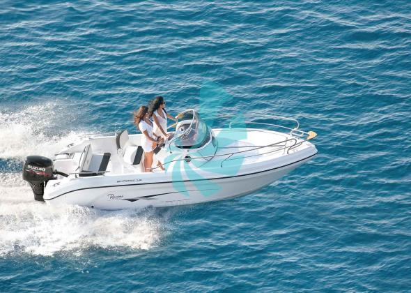RANIERI Shadow 19 Sundeck Boat