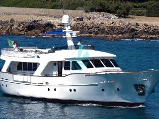 Classic Yacht BENETTI 79 SD for sale
