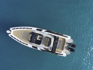 Semi-Rigide RANIERI Cayman 35.0 Executive