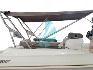 Bimini Semi-rigide BSC 100 GT Ivory