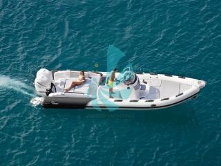 RANIERI Cayman 31 Sport Touring Semi-Rigide