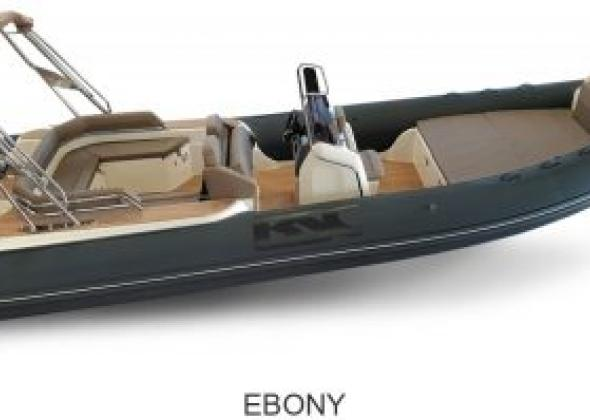 Semi-Rigide BSC 85 Ivory Ebony