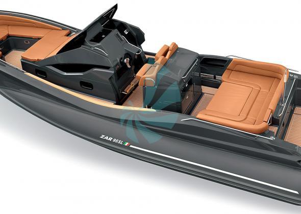ZAR 95 Sport Luxury Rib Boat for sale
