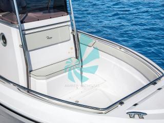 RANIERI Interceptor 222 Sport Fishing Boat