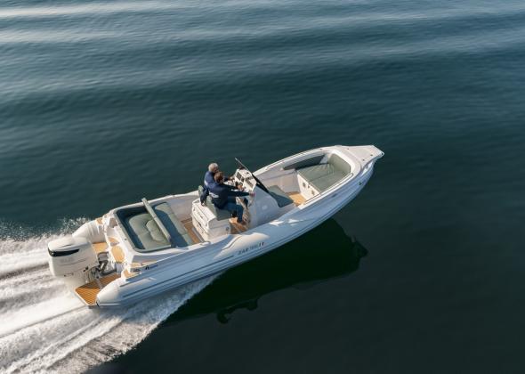 ZAR 79 sport Luxury Rib Boat for sale
