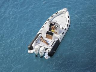Semi-Rigide RANIERI Cayman 31 Sport Touring