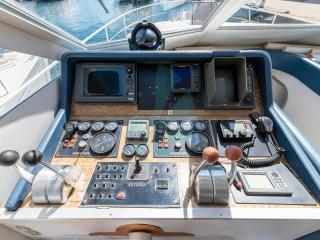 Poste Pilotage Vedette Guy Couach occasion