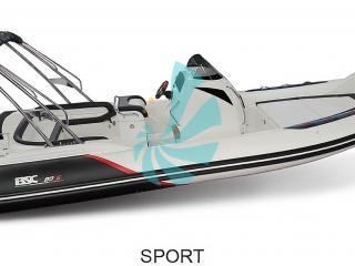 Semi-Rigide BSC 80 Sport