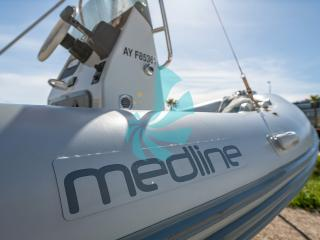 Semi-Rigide ZODIAC Medline 580