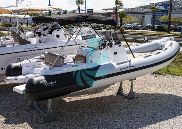 RANIERI Cayman 21 Sport New STOCK RIB