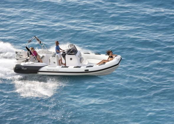 Semi-Rigide RANIERI Cayman 23 Sport Touring