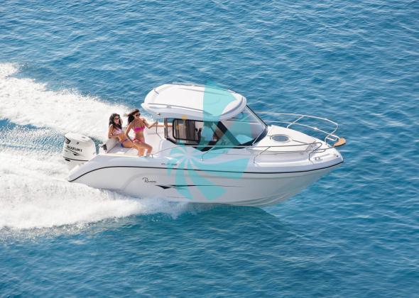 RANIERI CLF 22 bateau Pêche Promenade