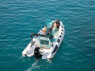 Semi-Rigide RANIERI Cayman 23.0 Sport