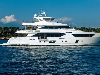 Used Yacht GULF CRAFT Majesty 110
