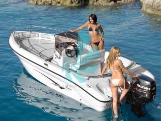 Ranieri Voyager 17 Amber Yachting