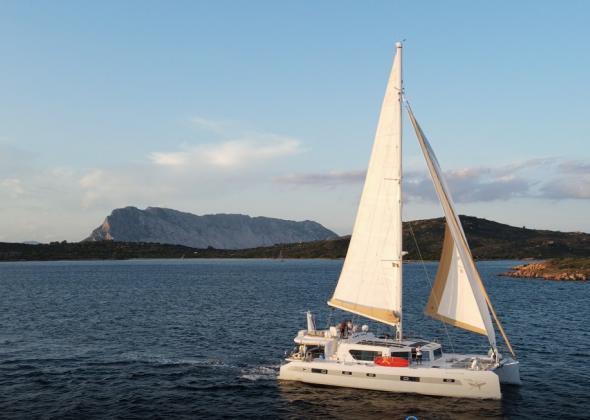 Luxury Sailing Catamaran CK 67