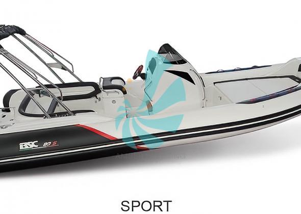 BSC 80 Sport Luxury RIB