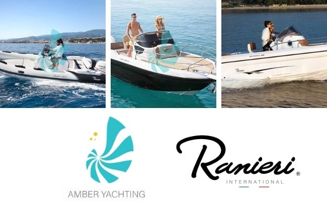 Stock boat for sale Amber Yachting Madelieu