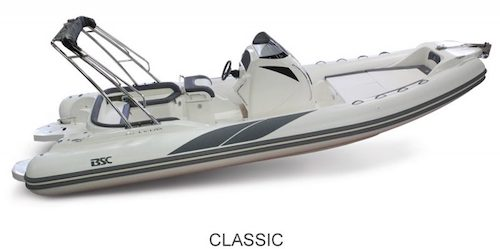BSC 80 Classic, a vendre chez www.amber-yachting.com