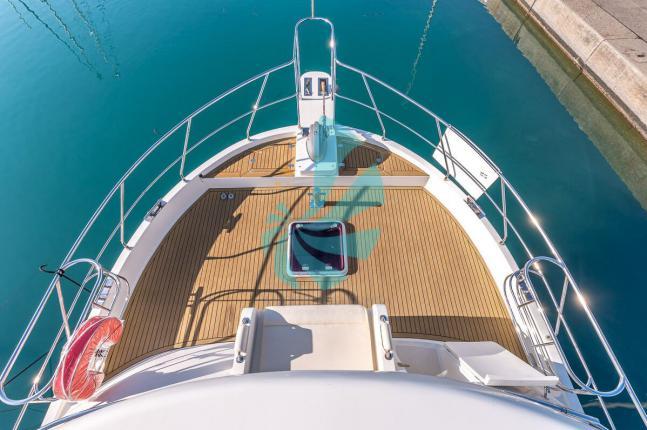 Bateau d'occasion trawler Adagio 58 en exclusivité - A vendre bateau d'occasion Amber Yachting - Mandelieu-la-Napoule (06)