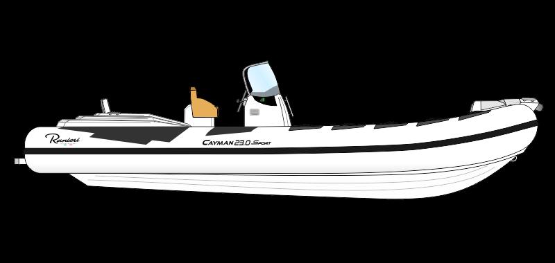 Ranieri Cayman 23.0 Neuf