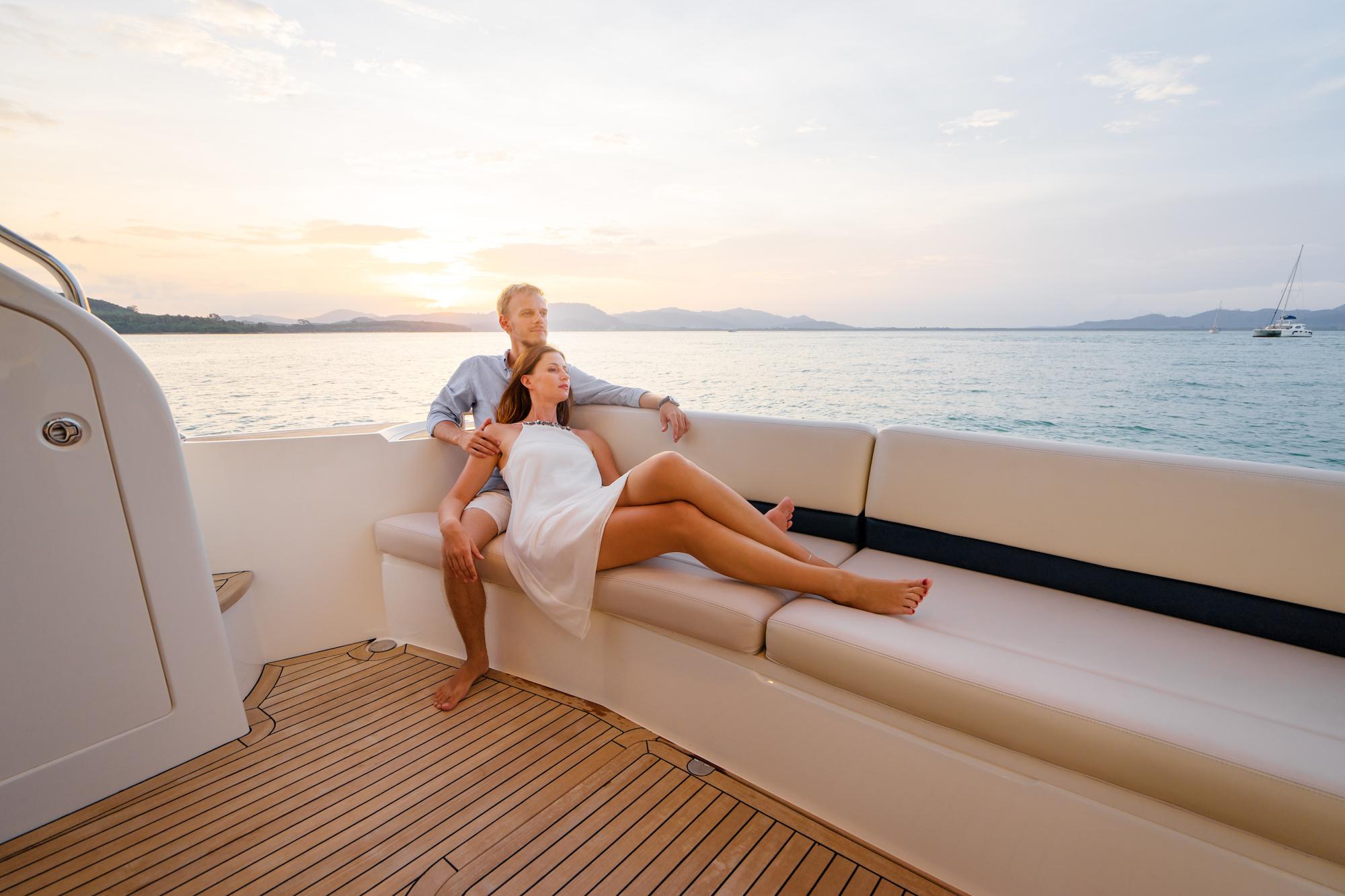 Vendre son bateau chez Amber Yachting