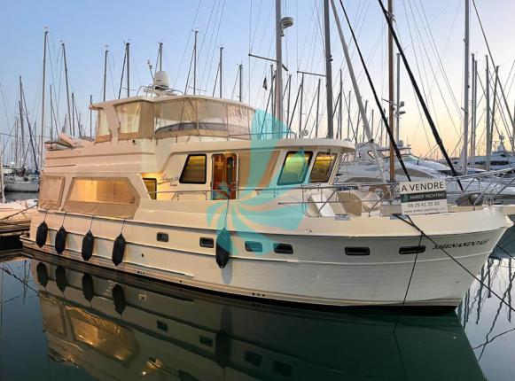 Boat Trawler Adagio Europa 58 for sale