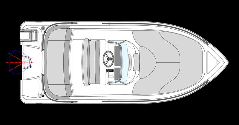 Ranieri Voyager 17 à vendre Amber Yachting