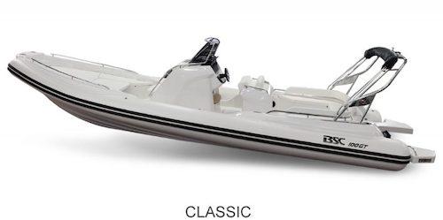 BSC 100 GT Classic, en vente chez www.amber-yachting.com